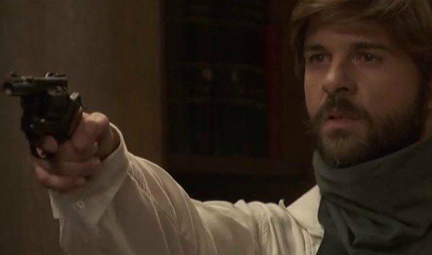 Anticipazioni Il Segreto 2019: Gonzalo torna a Puente Viejo e spara a Donna Francisca