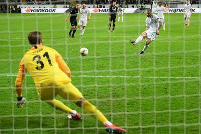 Inter fuori dai giochi: un goal del Francoforte mette fine al sogno della Champions League