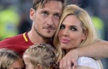 Gossip Ilary Blasi e Francesco Totti: il video che li riprende a letto insieme