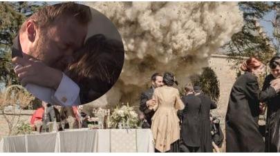 Anticipazioni Il Segreto del 5 novembre 2019: si scatena l'inferno durante il matrimonio tra Fernando e Maria Elena