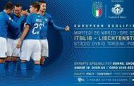 Qualificazioni Euro 2020: questa sera giocherà Italia-Liechtenstein. Probabili formazioni e dove vederla in TV