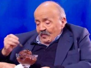 Maurizio Costanzo è dimagrito: la dieta del