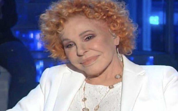 Le lacrime di Ornella Vanoni  ad Amici Celebrities: