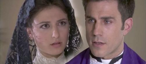 Una Vita anticipazioni del 31 ottobre: Lucia incontra Batan, il gesto estremo di Telmo