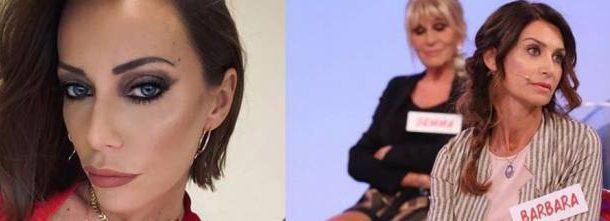 Gossip Uomini e Donne: Karina Cascella attacca  Barbara De Santi sui Social:
