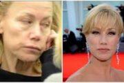 Gossip Nancy Brilli senza trucco: le foto dell'attrice che si mostra con fierezza