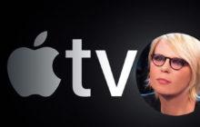 La proposta di Apple a Maria De Filippi: portare il suo successo sulla Apple TV+