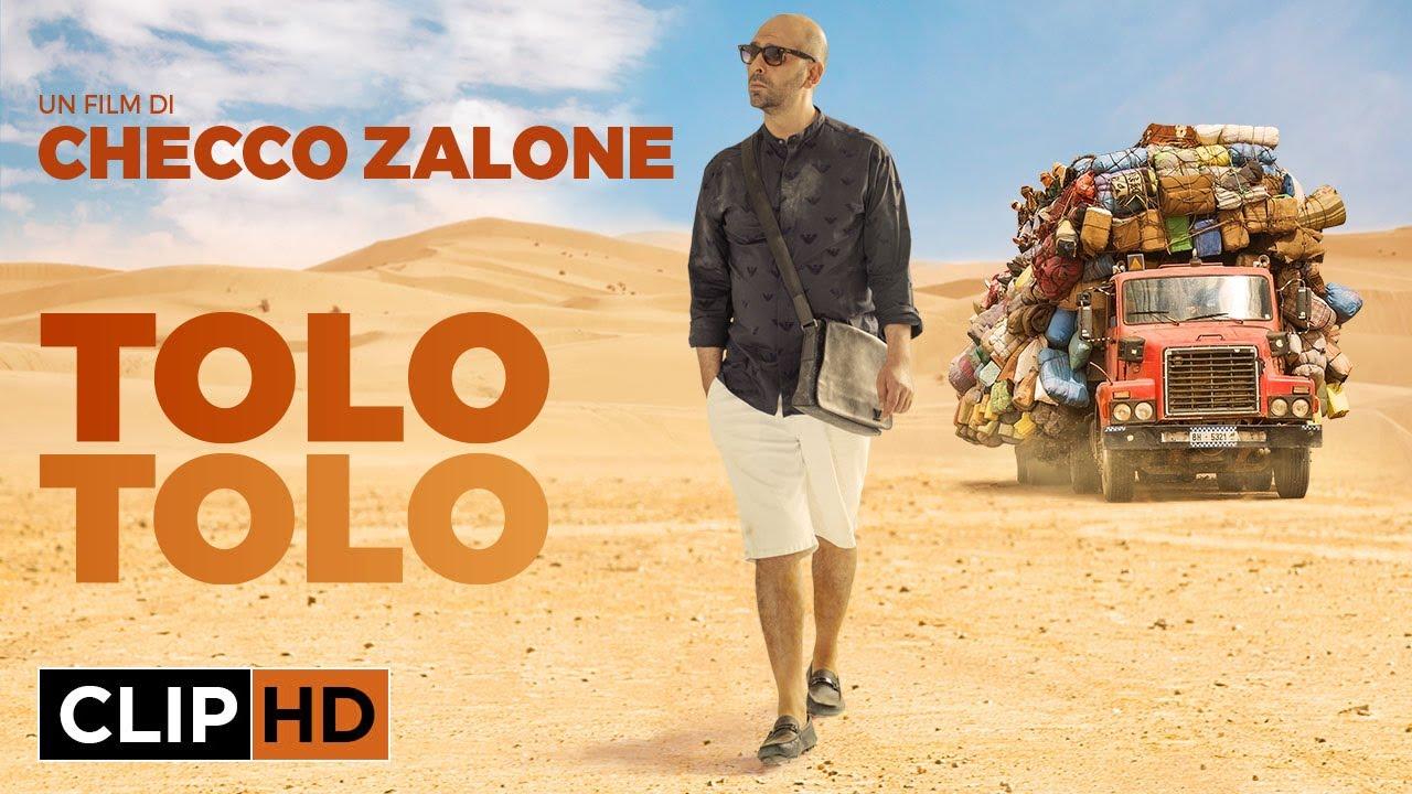 Checco Zalone batte il record d'incassi al cinema con Tolo Tolo: raggiunti 8,7 milioni di euro nele prime 24 ore