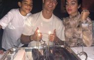 Un regalo speciale di Giorgina per festeggiare il compleanno di Cristiano Ronaldo (Video)