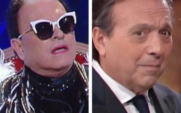 Cristiano Malgioglio abbandona lo studio di CR4: la furia del paroliere dopo alcuni apprezzamenti a Morgan