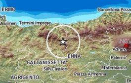 Palermo: scossa di terremoto di magnitudo 3.4 a Sicilato, con epicentro nella zona delle Madonie
