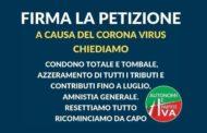 Autonomi e Partite IVA: su Change.org una petizione per chiedere condono e azzeramento tasse e contributi per l'emergenza Coronavirus