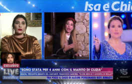 Live – Non è la D'Urso: è scontro tra Clizia Incorvaia e Grazia Sepe. L'influencer bolla Sepe come