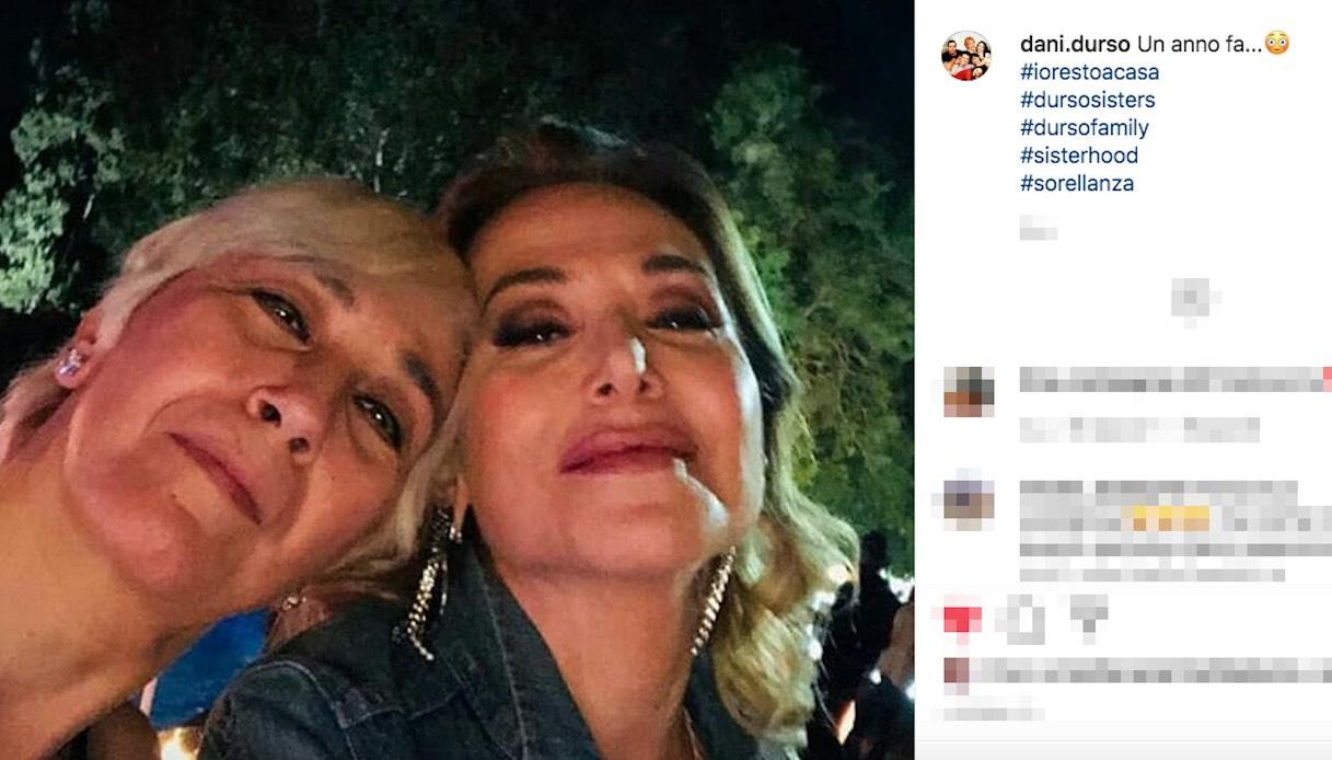 Gossip: Daniela D'Urso difende la sorella Barbara su Instagram per le dure parole di Yari Carrisi (VIDEO)
