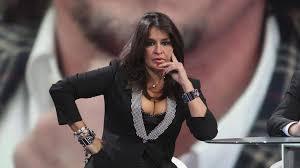 Gossip: arrestata Aida Nizar in Spagna. dopo aver minacciato il suo ragazzo con un coltello
