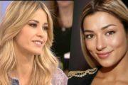 """La lite tra Soleil Sorge e Elena Santarelli sui social: """"Ha una certa età quindi non infierisco"""