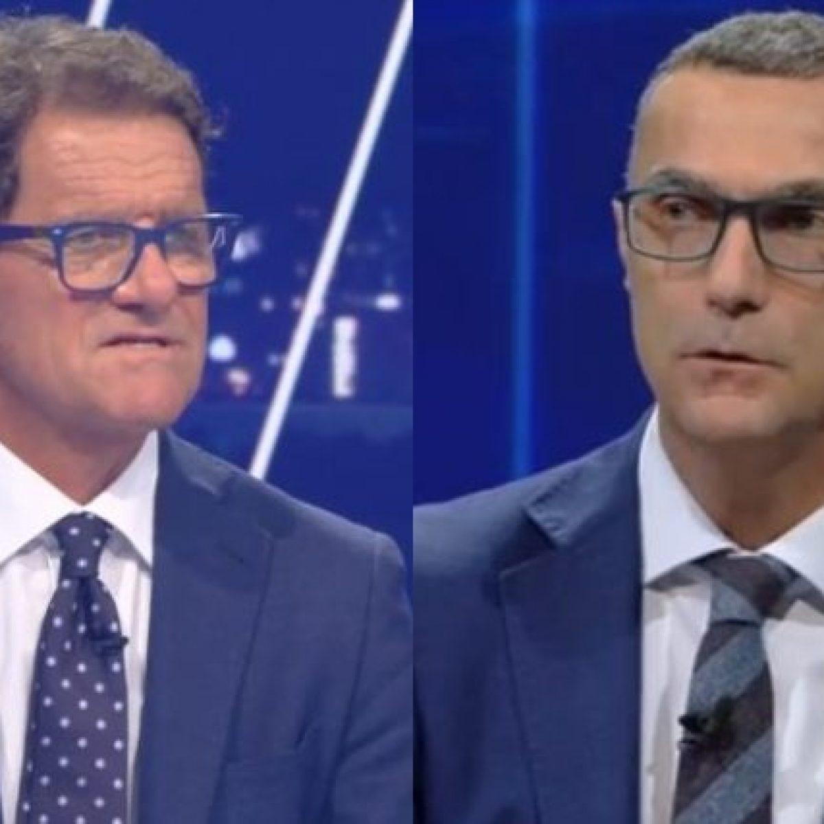 Serie A: la lite tra Capello e Bergomi sulla ripresa del campionato a Sky Calcio Club (VIDEO)