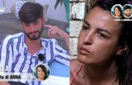 Temptation Island, Anna in collera con Andrea: