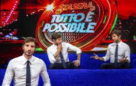 Stasera in TV: riparte Stasera tutto è possibile su Rai 2 con Stefano De Martino