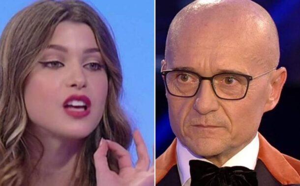 GF Vip 5, Natalia Paragoni contro Alfonso Signorini: