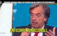 Sequestro preventivo per due video de Le Iene: il virologo Burioni denuncia per diffamazione la trasmissione d'inchiesta