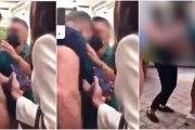 Litiga con vigilantes per mascherina, poi sferra una testata a un cliente: il VIDEO dell'aggressione in un outlet di Fidenza